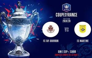 COUPE DE FRANCE 2ème TOUR